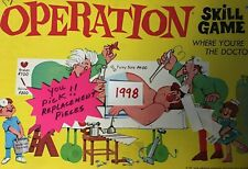 Operation 1998 Game Replacement Pieces You Pick Free Shippinbg