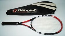 Babolat Pure control team raqueta de tenis l3 Racket 320g mp 630 Drive Strung Pro