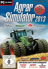 Agrar Simulator  -  2013 (PC, 2012, DVD-Box)    New    Neuware