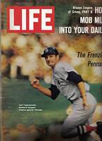 1967 (Sep. 8)  Life Magazine, baseball, Carl Yastrzemski, Boston Red Sox