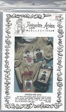ANGELS WE SING - MINI QUILT - SWEATSHIRT ~ uses fabric paint & fusible webbing