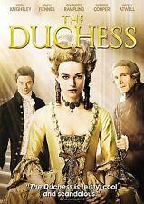 The Duchess (DVD, 2008, Sensormatic) Keira Knightley Ralph Fiennes Costume Drama