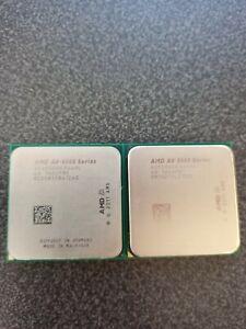 AMD A8-5500 & AMD A8-6500 APUs