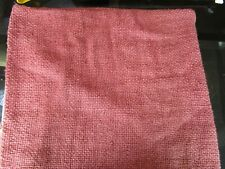 "Pottery Barn Faye PILLOW COVER 20 "" Sumac Lighter color # 1 New"