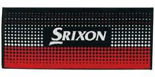 SRIXON JAPAN Golf Face Towel Black 34 x 80cm GGF-12170