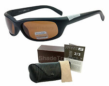 SERENGETI CORIANO SUNGLASSES POLARIZED PHOTOCHROMIC DRIVERS SATIN BLACK 7425