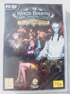 68445 - Kings Bounty Dark Side Premium Edition [NEW / SEALED] - PC (2014) Window