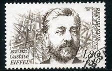 STAMP / TIMBRE FRANCE OBLITERE N° 2230 GUSTAVE EIFFEL