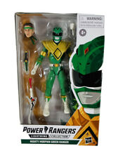 Power Rangers Lightning Collection Mighty Morphin Green Ranger Target Exclusive