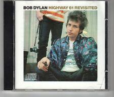 (HJ435) Bob Dylan, Highway 61 Revisited - 1989 CD