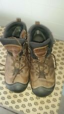 Keen Leather Hiking Boots  Mens Size 10.5