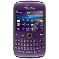 BRAND NEW PURPLE BLACKBERRY 9360 CURVE UNLOCKED PHONE - WIFI - MP3 - BLUETOOTH