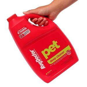 Rug Doctor PET DEEP CARPET CLEANER Liquid Pro-Enzymatic Rentals Urine 96 oz. NEW