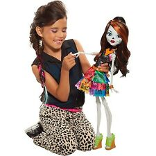 "Monster High 28"" Beast Freaky Friend Skelita"