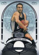 Manu Ginobili 2007-08 Bowman Sterling #MG JSY Spurs All-Star