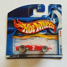 2001 Hot Wheels Ferrari 156 First Edition