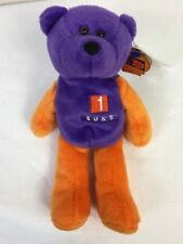 RARE NBA Phoenix Suns Anfernee Hardaway #1 Limited Treasures 1999 Plush Bear Toy