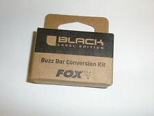 FOX Black Label Kit di conversione pesca carpa tackle