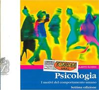 PSICOLOGIA ZANICHELLI, OLIVIERO FERRARIS, CODICE:9788808068934