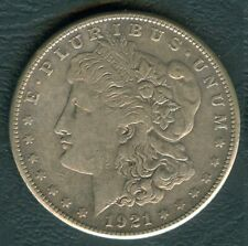 1921 US Liberty MORGAN Dollar United States of America  SILVER  26.7g  Coin #A5