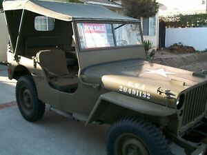 JEEP ( Military FORD )