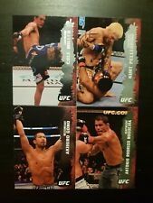 Topps Ufc 2009 Series 2 Base Lot 10