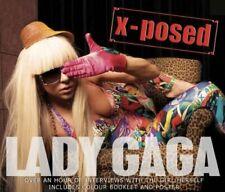 Lady Gaga - Lady Gaga X-Posed - CD - New