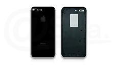 Chasis De Metal Negro Azabache-Trasero Repuesto Carcasa Cubierta Trasera para iPhone 7 PLUS
