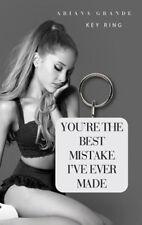 Schlüsselanhänger Offizier Ariana Grande You'Re Tee Best Mistake Original