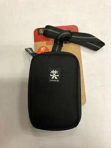 CRUMPLER Proper Roady 70, Tasche für Digitalkamera und Zubehör, schwarz