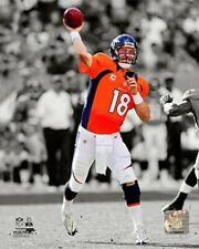 "Peyton Manning Denver Broncos NFL Spotlight Action Photo (8"" x 10"")"