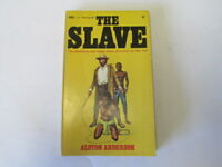Good - The Slave (Four Square) Alston Anderson 1968 The New English Library