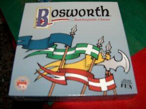 Bosworth - Battlefield Chess (2001 Board Game) NEW Open Box