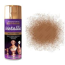 x2 Rust-Oleum Multi-Purpose Premium Spray Paint 400ml Metallic Bright Copper