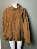 Tehama Clint Mens Tan Jacket Sz.XL