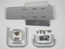 Tamiya 1/10 Aluminum Front Rear Bumper Guard + Chassis plate Sand Scorcher Champ