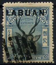Labuan 1897-1901 SG#90, 2c Sambar Stag P13.5-14 Cto Used #D54091