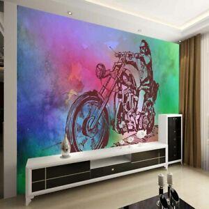 Tiger Performance 3D Full Wall Mural Photo Wallpaper Printing Home Kids Decor