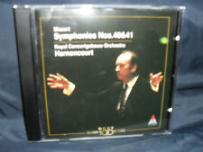 Mozart - Symphonies Nos. 40 & 41 -Harnoncourt / Royal C. O.