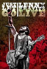 LENNY KRAVITZ - JUST LET GO: LIVE  DVD NEU
