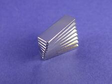 Neodym Magnete flach 20 x 6 x 2mm N38SH 8 Stück