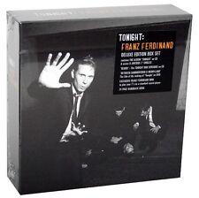 "FRANZ FERDINAND - TONIGHT - 6x7"" VINYLS BRAND NEW SEALED BOXSET + CD INCLUDES"