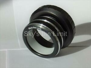 "Sky's the Limit SCT female (M48x0.75) to 1.25"" female push fit adapter"