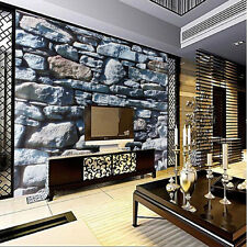 3D Wallpaper Bedroom Living Room Mural Roll Modern Luxury Stone Wall Background