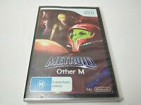 Mint Disc Nintendo Wii Metroid Other M Wii U Free Postage