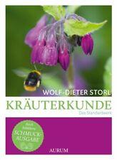 Kräuterkunde von Wolf-Dieter Storl (Portofrei)