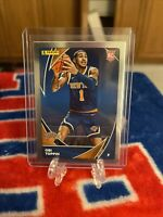 2020-21 NBA Sticker & Card Obi Toppin Rookie SILVER FOIL SP Knicks #88 RC 🔥
