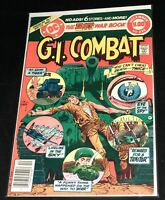 ☆☆ G.I. Combat #224 ☆☆ (DC) Haunted Tank - Joe Kubert Art - FREE Shipping