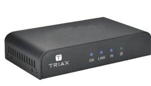 Triax 310040 HTX 1H1LP4K HDBaseT Transmitter 4K 70m CLEARANCE ITEM