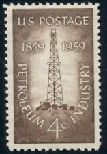 #1134, 4¢ Petrolium Industry, Lot 400 Mint Stamps Spice Your Mailings